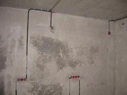 Электромонтажные работы в квартирах новостройках город Киселевск