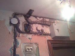 Замена электропроводки в Киселевске